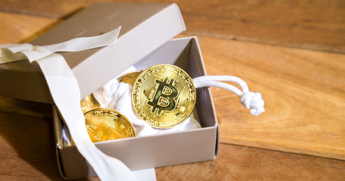 how to gift bitcoin