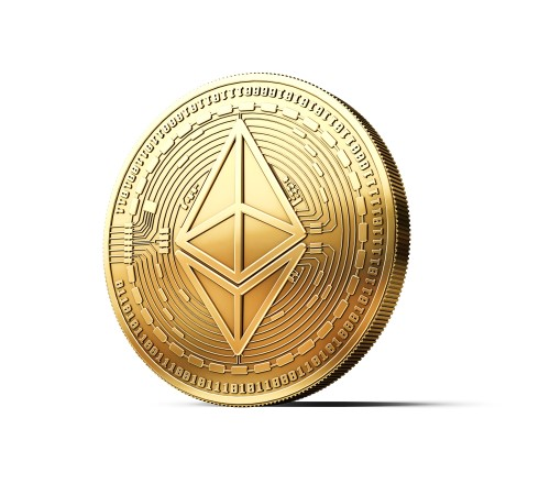the process of creating a simple Coin on the ethereum network